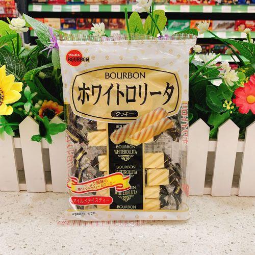 日本高邦白巧克力奶油夹心饼干15本