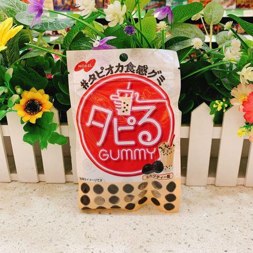 日本乐贝尔奶茶味软糖70g