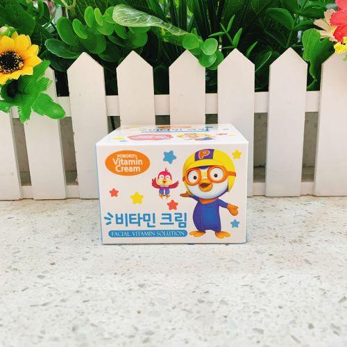 韩国PORORO/宝露露儿童面霜80g