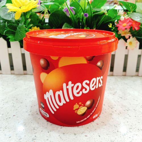 澳洲麦提莎巧克力(桶装)465g
