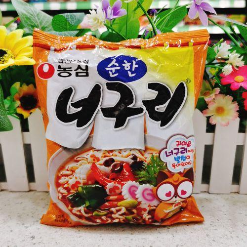 韩国农心乌冬面120g