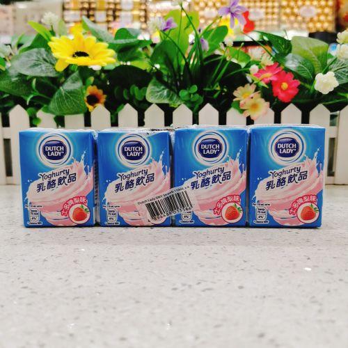 越南子母奶酸奶(草莓味)110ml×4