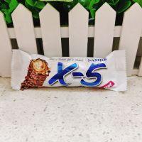 宝瑞泣X-5花生夹心巧克力棒36g
