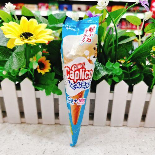日本固力果Caplico牛奶朱古力甜筒1本(支装)
