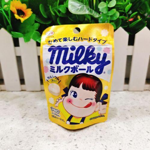 日本不二家牛奶妹牛奶波糖26g(企袋)