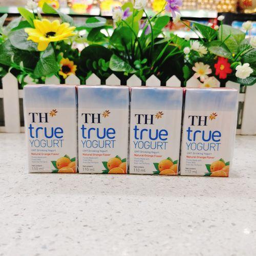 越南TH TRUE橙酸奶110ml