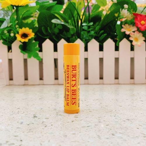 美国小蜜蜂原味润唇膏