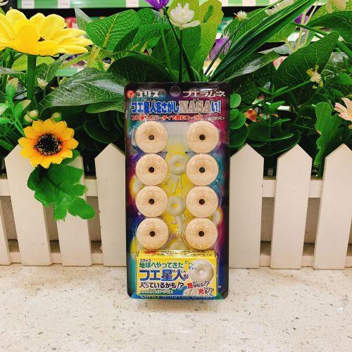 日本Coris粉糖星人可乐BB糖8个(排装)