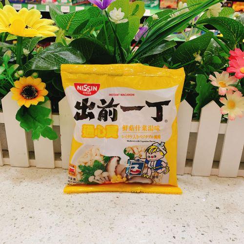 香港制造出前一丁通心宝(通心粉)仙姑什菜汤味90克