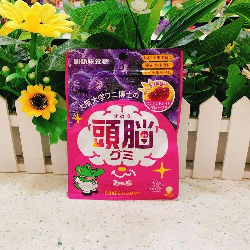 日本味觉提子味鳄鱼形软糖42g(袋装)