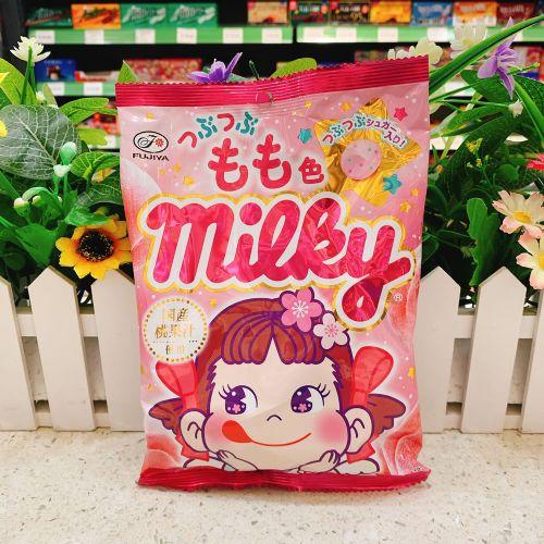 日本不二家水蜜桃糖80g