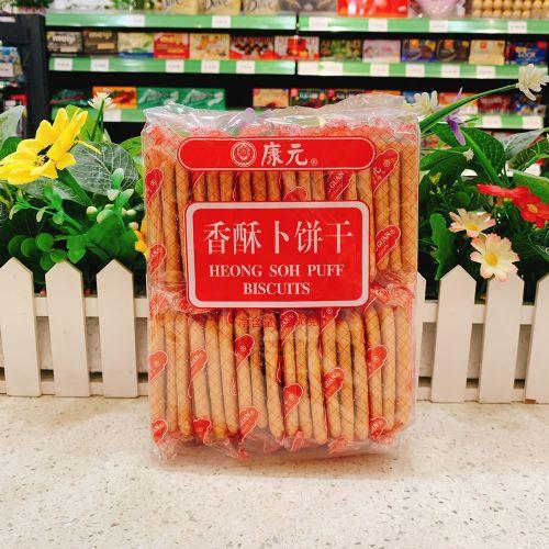 康元香酥卜饼干350g