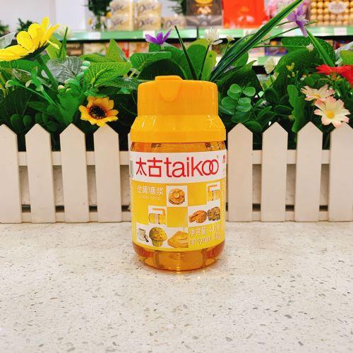 太古优质黄糖浆400g