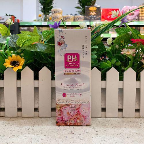日本PH私处护理液150ml(玫瑰花香)