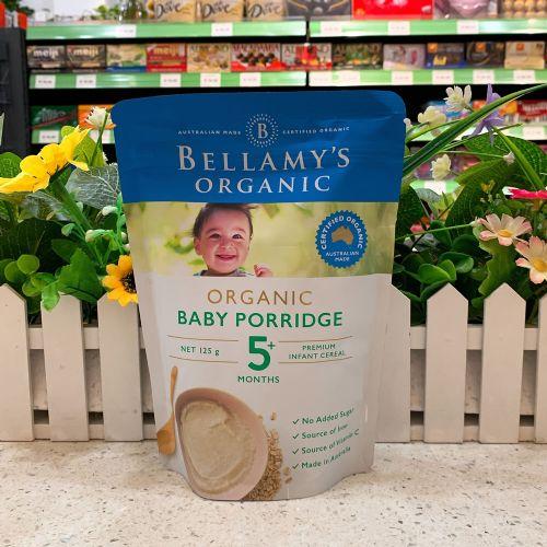 澳洲贝拉米有机燕麦米粉米糊(5个月以上)125g