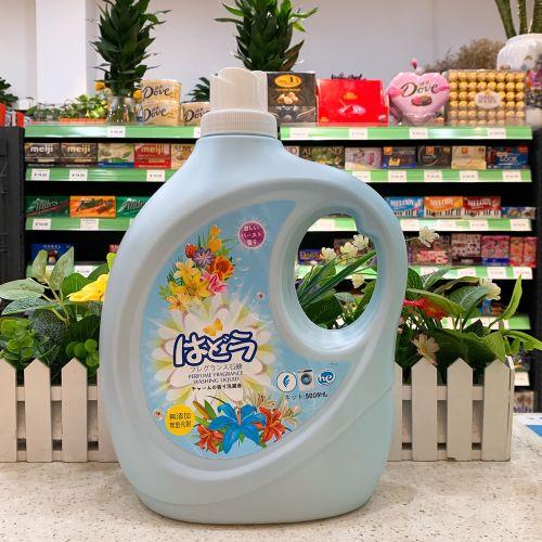 日本赛乐诗Scrrehs杀菌除臭洗衣液5008ml(蓝色)X10