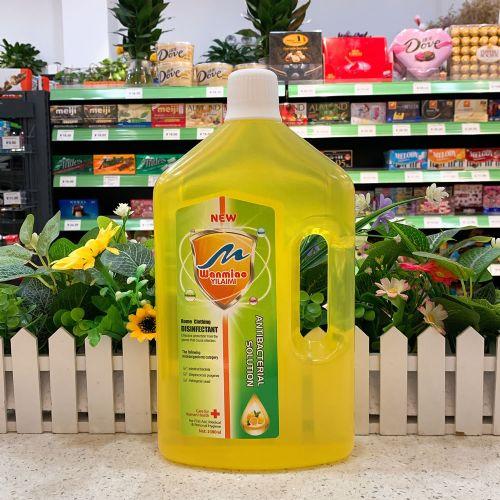 亿莱米衣物多用途抑菌清洁剂2380ml(柠檬味)