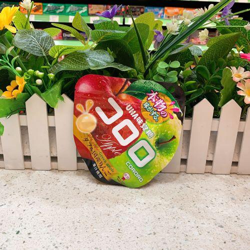 日本UHA悠哈味觉果汁软糖(苹果味)52g