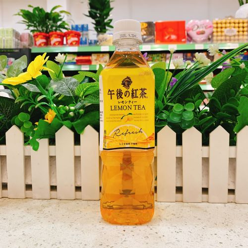 日本麒麟午后柠檬红茶500ml