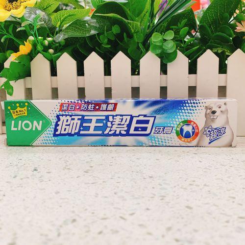 狮王洁白牙膏(超凉)200g