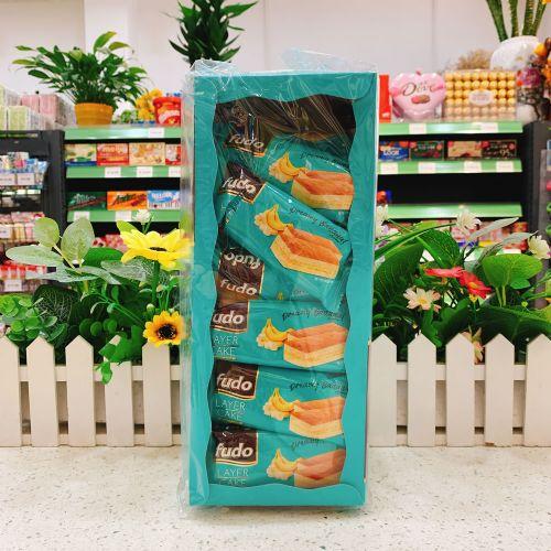 福多牌蛋糕384g(香蕉味)