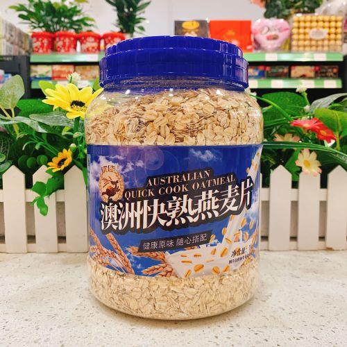 澳洲优佳快熟燕麦片1kg