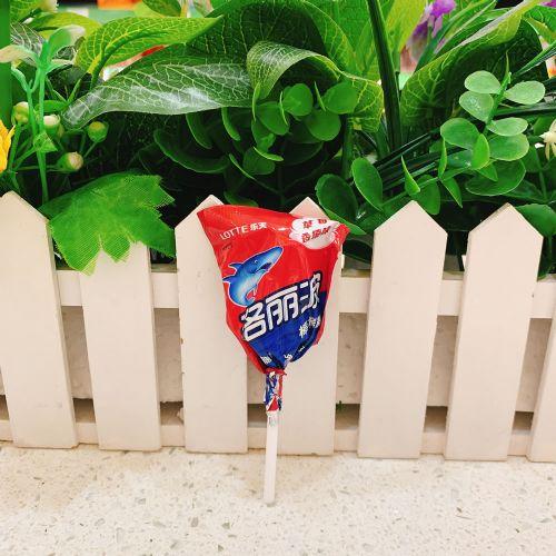 韩国乐天洛丽波棒棒糖11g