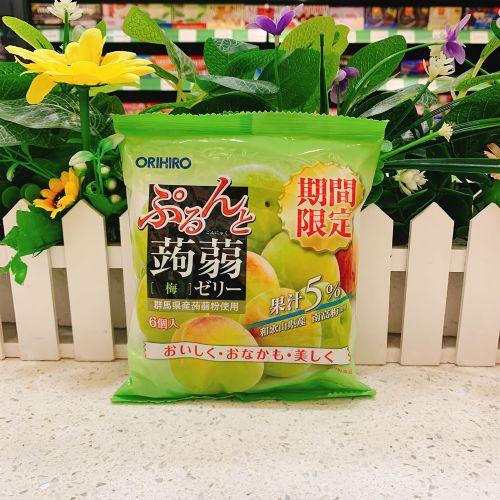 日本ORIHIRO�X�m(苹果味)120g
