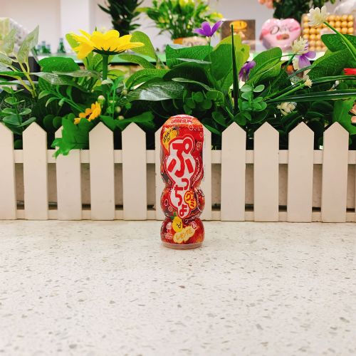 日本UHA味觉可乐柠檬软糖38g(筒装)