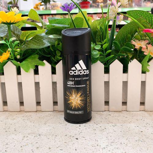 adidas阿迪达斯男士止汗喷雾150ml(征服)