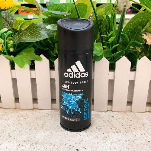 adidas阿迪达斯男士止汗喷雾150ml(冰点)