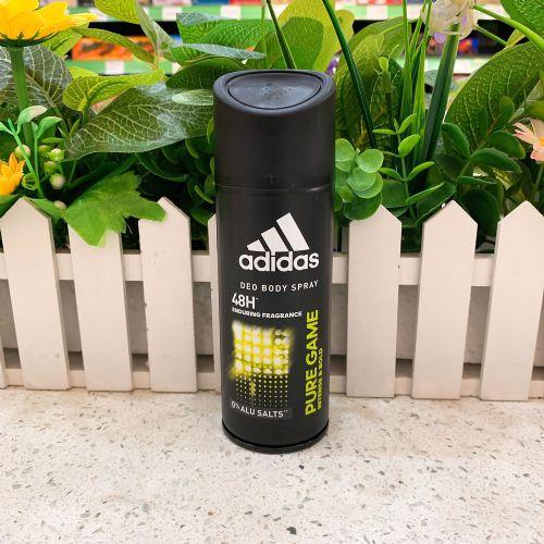 adidas阿迪达斯男士止汗喷雾150ml(荣耀)