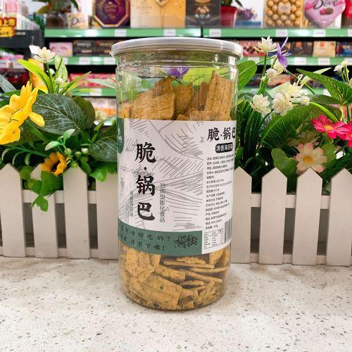 咱家有料脆锅巴清香海苔味246g