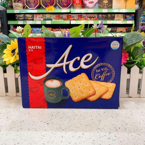 韩国海太ACE苏打饼364g