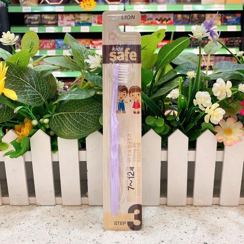 日本狮王儿童牙刷7-12岁
