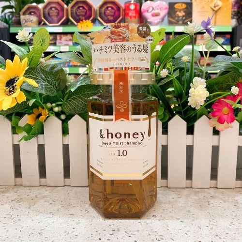 日本安蒂花子水感丰盈滋养洗发水440ml