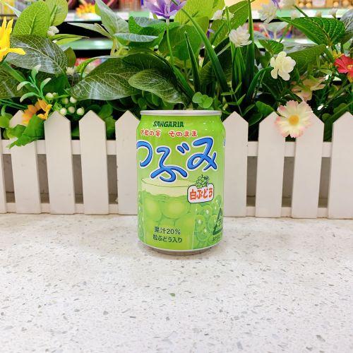 日本新加利亚白葡萄汁280ml(樽装)