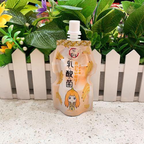 平野乳酸菌吸吸�ㄠ�(香蕉味)80g