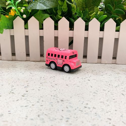 儿童玩具迷你校车