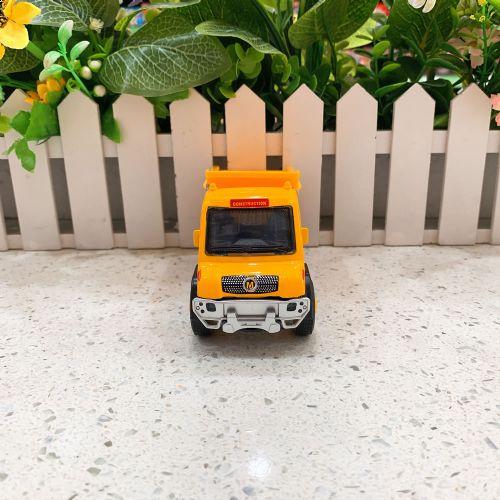 儿童玩具工程车(混泥土搅拌机)