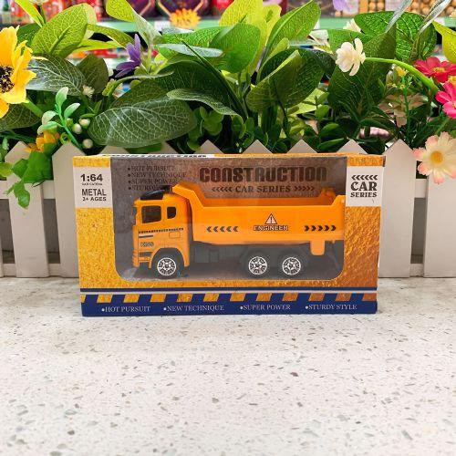 儿童玩具合金工程车(挖掘机)