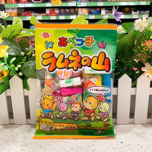 日本安部波波糖果75g(袋装)