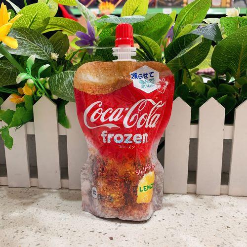 可口可乐柠檬味饮料160ml