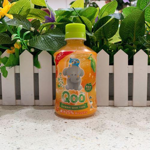 日本酷儿橙汁(支装)280ml