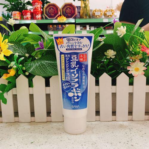 日本sana豆乳美肌净亮洗面奶150g