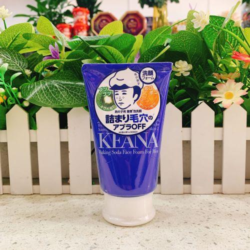 日本石泽研究所去黑头洁面乳洗面奶100g