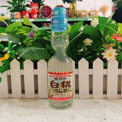 日本齐藤波子汽水(水蜜桃味)200ml