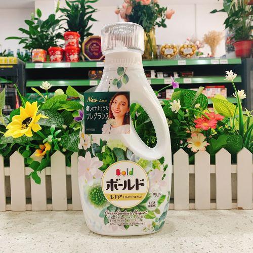 日本宝洁洗衣液850g(白色)