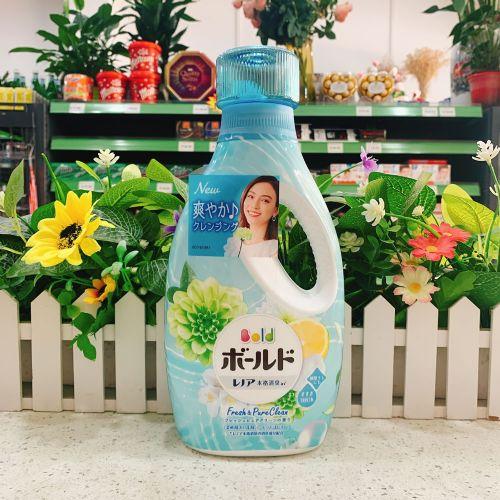 日本宝洁洗衣液850g(蓝色)