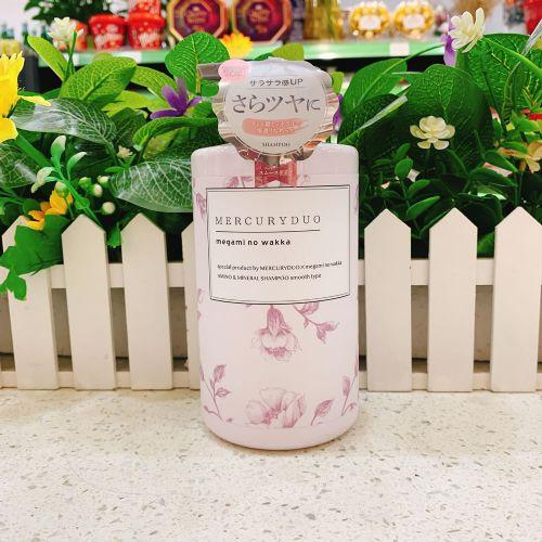 日本megami no wakka植物氨基酸女神芳香洗发水480g